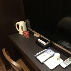 Namsan Hill Hotel сейф в номере