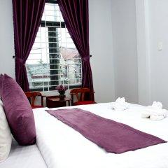 Отель Purple Garden Homestay в номере