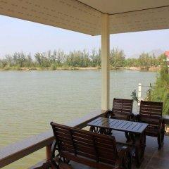 Отель Baan Pak Rim Nam