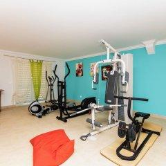 Отель Aurora-Sol фитнесс-зал