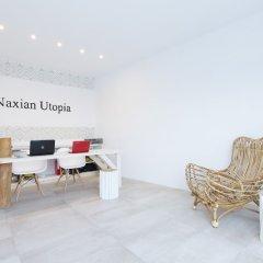 Отель Naxian Utopia Luxury Villas & Suites интерьер отеля фото 3
