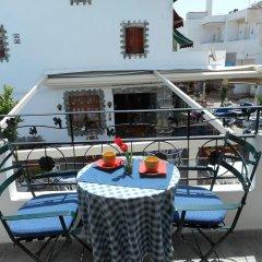 Отель Yianna Греция, Агистри - отзывы, цены и фото номеров - забронировать отель Yianna онлайн балкон