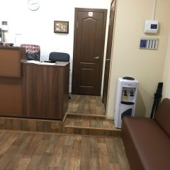 Мини-Отель СВ на Таганке Москва интерьер отеля