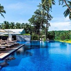 Отель Novotel Goa Resort and Spa Индия, Гоа - отзывы, цены и фото номеров - забронировать отель Novotel Goa Resort and Spa онлайн бассейн