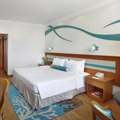 Отель Coral Beach Resort - Sharjah комната для гостей фото 4