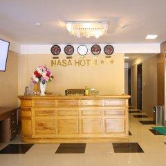 Nasa Hotel Нячанг интерьер отеля