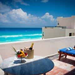 Отель Casa Turquesa Мексика, Канкун - 8 отзывов об отеле, цены и фото номеров - забронировать отель Casa Turquesa онлайн балкон