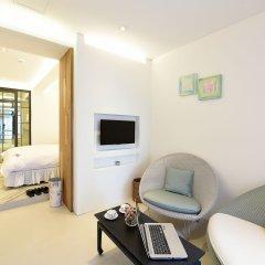 Отель Infini Южная Корея, Сеул - 1 отзыв об отеле, цены и фото номеров - забронировать отель Infini онлайн комната для гостей фото 3
