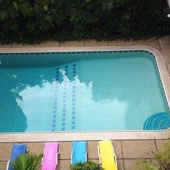 Отель Pt Court Бангкок бассейн фото 2