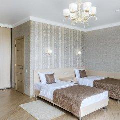 Hotel Gold&Glass Стандартный номер с 2 отдельными кроватями фото 5