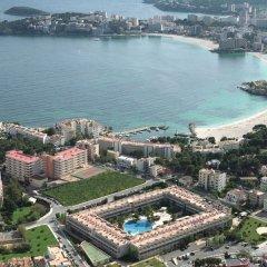Отель Globales Palmanova Palace Испания, Пальманова - 2 отзыва об отеле, цены и фото номеров - забронировать отель Globales Palmanova Palace онлайн пляж фото 2