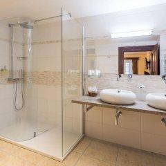 Отель Aurus Чехия, Прага - 6 отзывов об отеле, цены и фото номеров - забронировать отель Aurus онлайн ванная фото 2