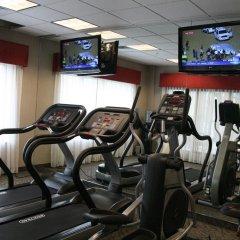 Отель Holiday Inn Columbus-Hilliard фитнесс-зал фото 2