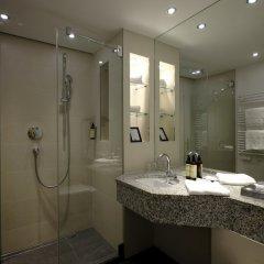 Отель Villa Carlton Зальцбург ванная фото 2