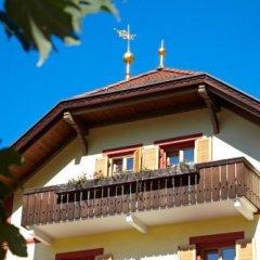 Отель Tirolerhof Горнолыжный курорт Ортлер вид на фасад