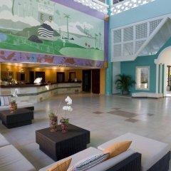 Отель Grand Paradise Playa Dorada - All Inclusive интерьер отеля