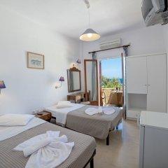 Отель Nostos Hotel Греция, Остров Санторини - отзывы, цены и фото номеров - забронировать отель Nostos Hotel онлайн комната для гостей фото 3