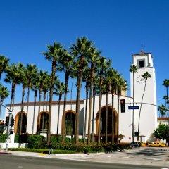 Отель Metro Plaza Hotel США, Лос-Анджелес - отзывы, цены и фото номеров - забронировать отель Metro Plaza Hotel онлайн фото 4