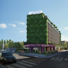 Hotel VIU Milan парковка