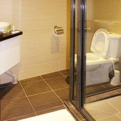 Апартаменты Greystone Apartments 01 ванная