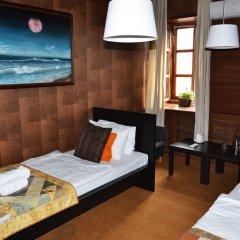 Хостел Казанское Подворье комната для гостей фото 4
