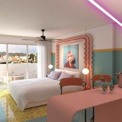 Paradiso Ibiza Art Hotel - Adults Only комната для гостей фото 2