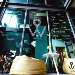 Wayha Hostel Don Mueang Airport фитнесс-зал