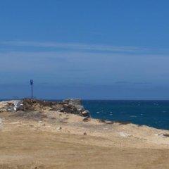 Hotel Louro пляж