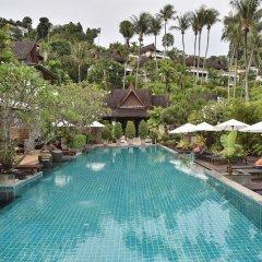 Отель Ayara Hilltops Boutique Resort And Spa Пхукет бассейн