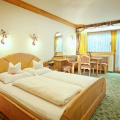 Alpenbad Hotel Hohenhaus комната для гостей фото 3