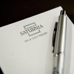 Отель Terme di Saturnia Spa & Golf Resort удобства в номере фото 2