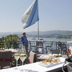 Отель La Reserve EDEN AU LAC Zurich питание фото 3