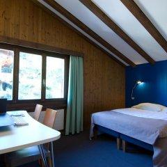 Отель Alpine Lodge Швейцария, Гштад - отзывы, цены и фото номеров - забронировать отель Alpine Lodge онлайн комната для гостей фото 2