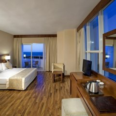 Отель Roma Beach Resort & Spa Сиде комната для гостей фото 3