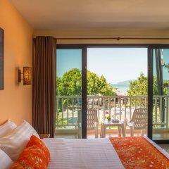 Отель Srisuksant Resort балкон