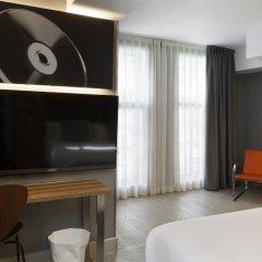 Отель Petit Palace Alcalá Испания, Мадрид - 3 отзыва об отеле, цены и фото номеров - забронировать отель Petit Palace Alcalá онлайн удобства в номере фото 2