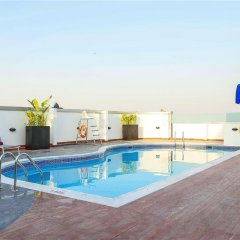 J5 Rimal Hotel Apartments бассейн фото 2