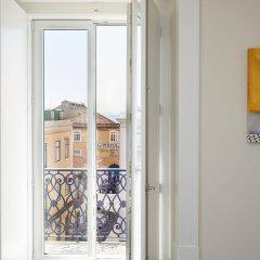 Апартаменты Portugal Ways Santos Azulejos Apartments комната для гостей