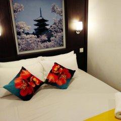 Отель Georgetown Hotel Малайзия, Пенанг - отзывы, цены и фото номеров - забронировать отель Georgetown Hotel онлайн комната для гостей фото 2