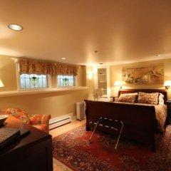 Отель English Bay Inn Bed and Breakfast Канада, Ванкувер - отзывы, цены и фото номеров - забронировать отель English Bay Inn Bed and Breakfast онлайн интерьер отеля фото 2