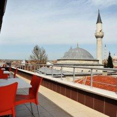 Saray Hotel Турция, Эдирне - отзывы, цены и фото номеров - забронировать отель Saray Hotel онлайн балкон