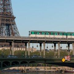 Отель Lokappart - Tour Eiffel городской автобус
