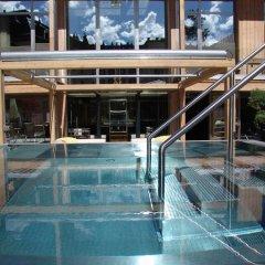 Отель Backstage Boutique Hotel Швейцария, Церматт - отзывы, цены и фото номеров - забронировать отель Backstage Boutique Hotel онлайн бассейн фото 2