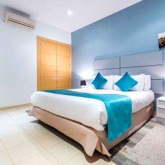 Отель Farah Tanger Марокко, Танжер - отзывы, цены и фото номеров - забронировать отель Farah Tanger онлайн комната для гостей фото 4