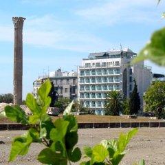 Athens Gate Hotel пляж фото 2