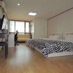 Отель Daelim Residence Южная Корея, Сеул - отзывы, цены и фото номеров - забронировать отель Daelim Residence онлайн комната для гостей фото 2