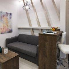 Отель Spiegel Small Flat White Tower Греция, Салоники - отзывы, цены и фото номеров - забронировать отель Spiegel Small Flat White Tower онлайн комната для гостей фото 2