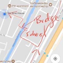Отель The Nine House Бангкок помещение для мероприятий