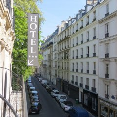 Отель Gardette Park Hotel Франция, Париж - 8 отзывов об отеле, цены и фото номеров - забронировать отель Gardette Park Hotel онлайн фото 7