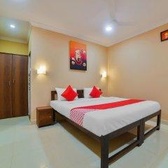 Отель OYO 29836 Golden Pearl Гоа сейф в номере